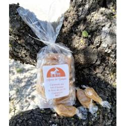 Caramels au Lait d'ânesse BIO & Fleur de sel de Camargue BIO